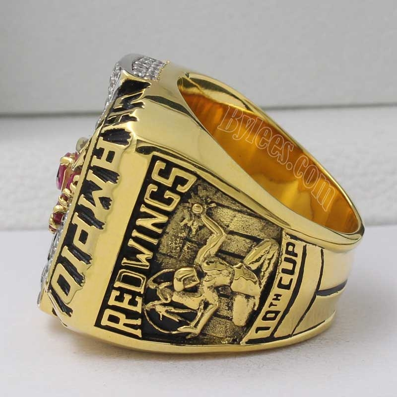 2002 Detroit red wings NHL championship ring