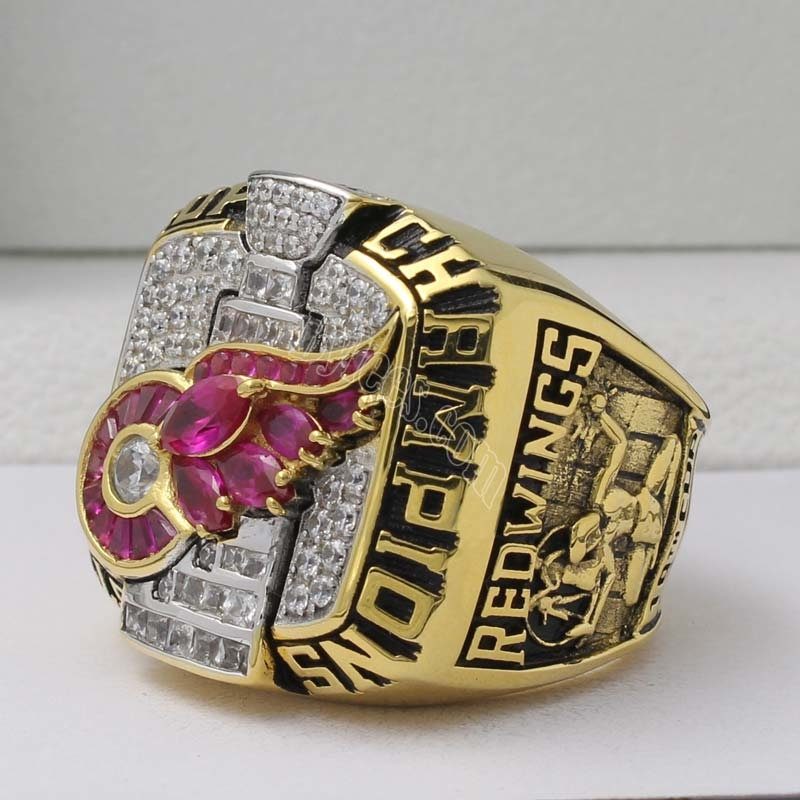 2002 stanley cup ring