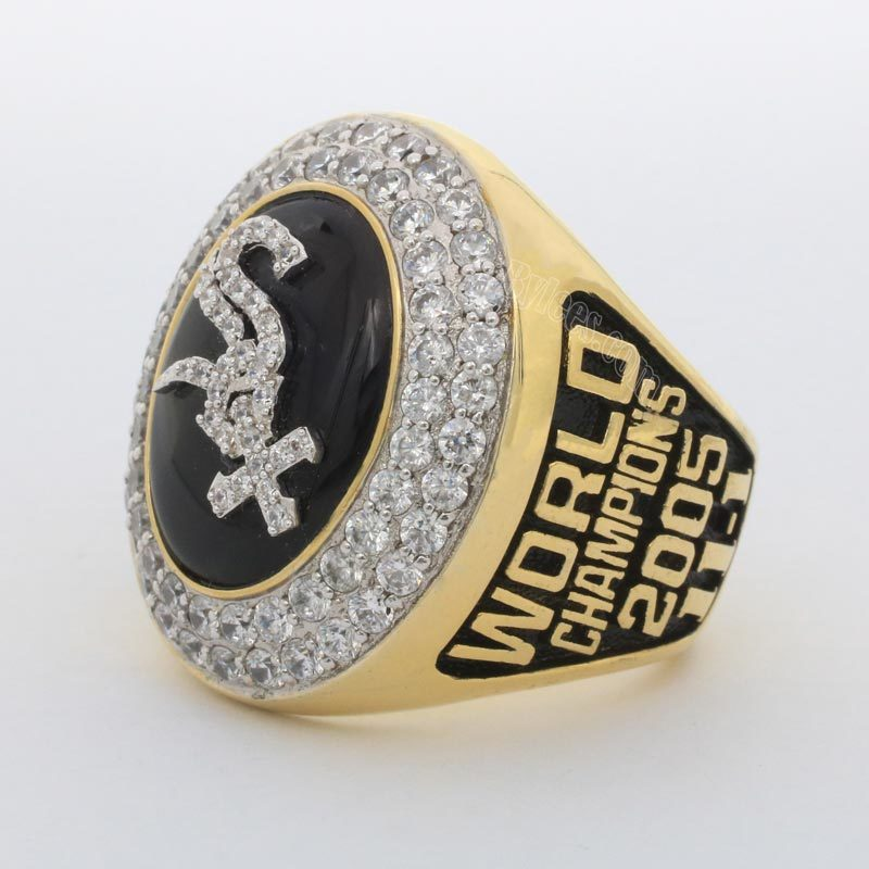 2005 white sox world series ring