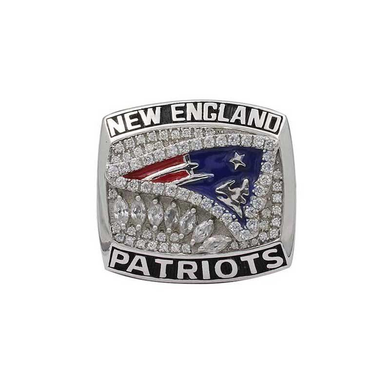 patriots championship ring 2011