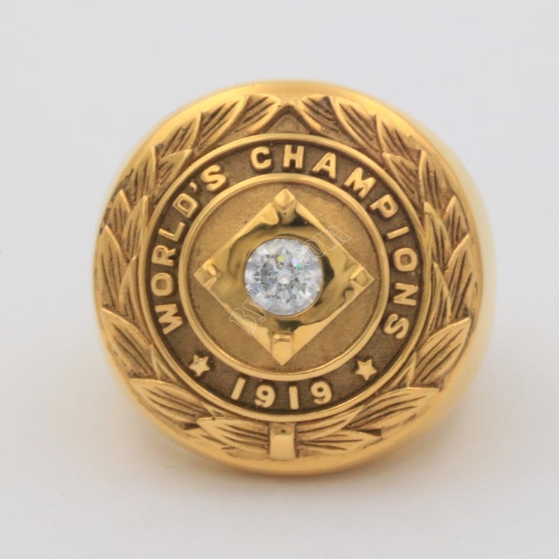 1919 Cincinnati Reds World Series Championship Ring
