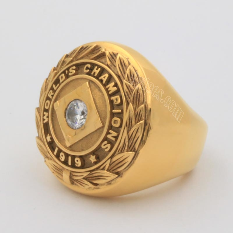 1919 Cincinnati Reds World Series Ring