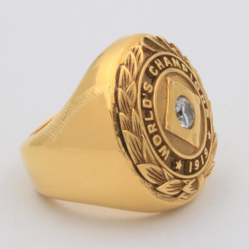 1919 world series Championship Ring