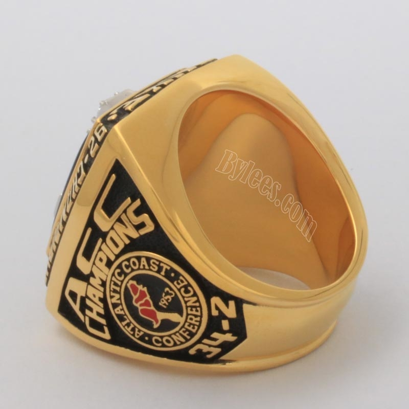 1992 duke blue devils championship ring