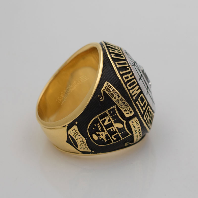 the first super bowl championship ring