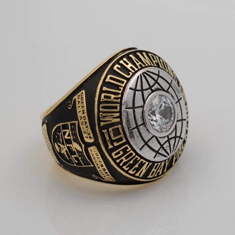 1966 Green Bay Packers Super Bowl I championship ring