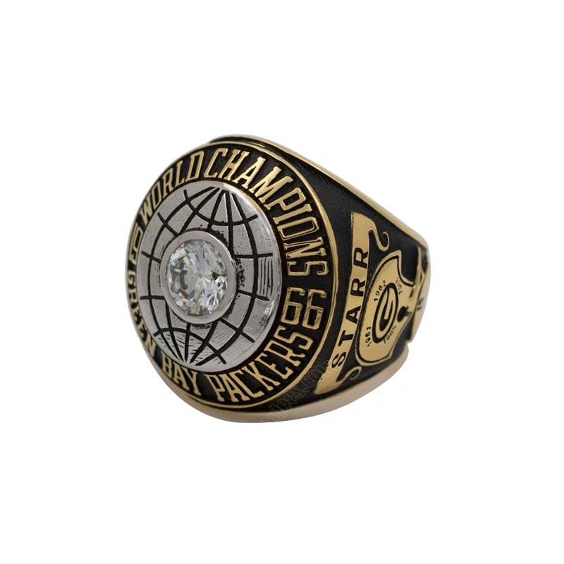 1966 super bowl i ring