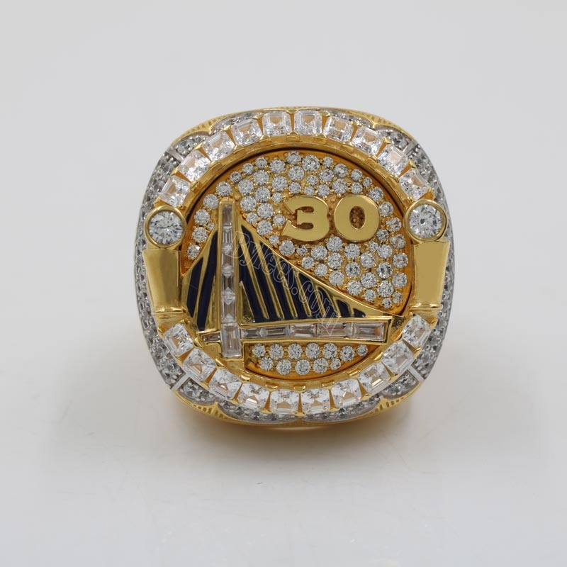 2018 Curry NBA championship ring