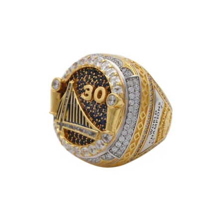 2018 golden state warriors championship ring