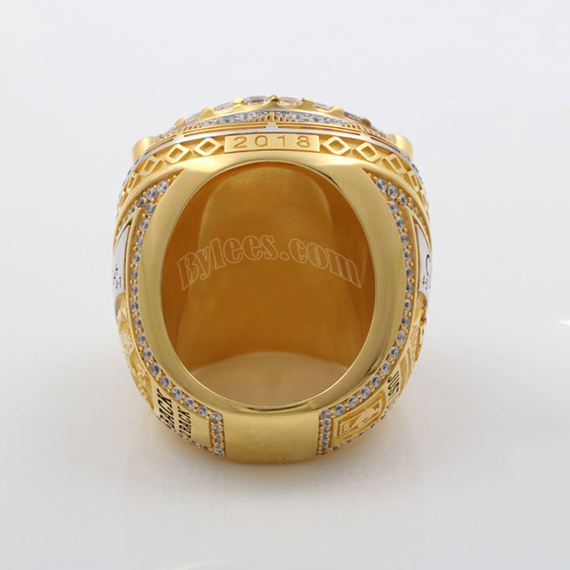 Kevin Durant 2018 Golden State Warrior championship ring replica