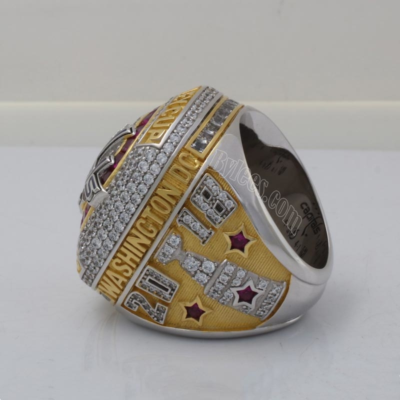 2018 NHL finals championship ring