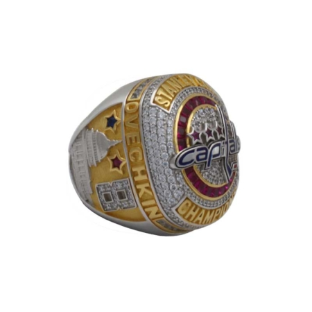 2018 Washington Capitals Stanley Cup Championship Ring