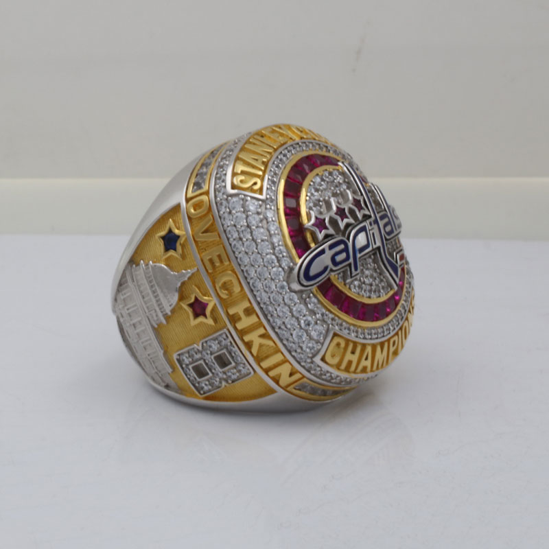 washington capitals stanley cup ring 2018