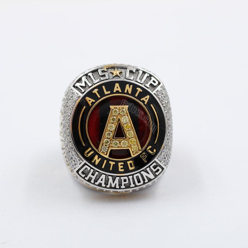 2018 MLS championship ring