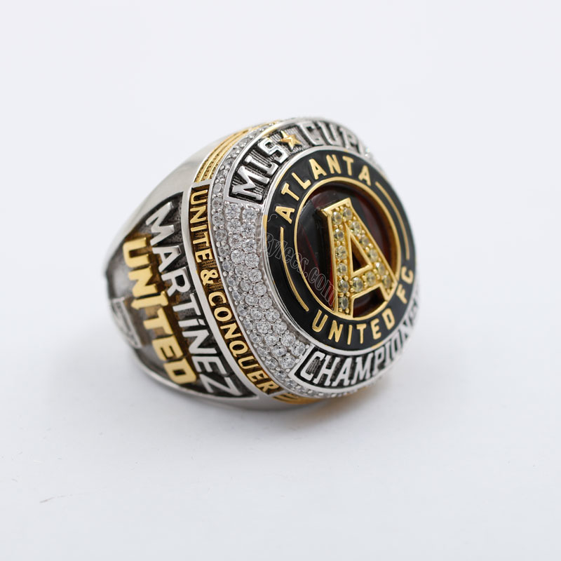 2018 MLS CUP championship ring