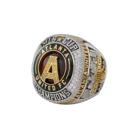2018 Atlanta united FC championship ring