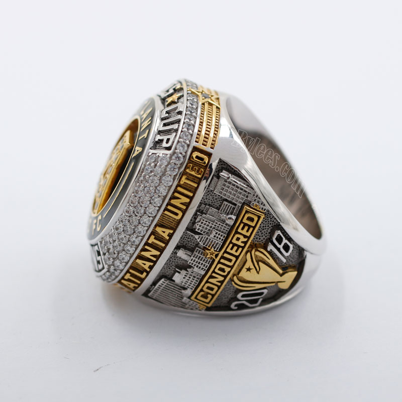 2018 Atlanta United MLS Championship Ring