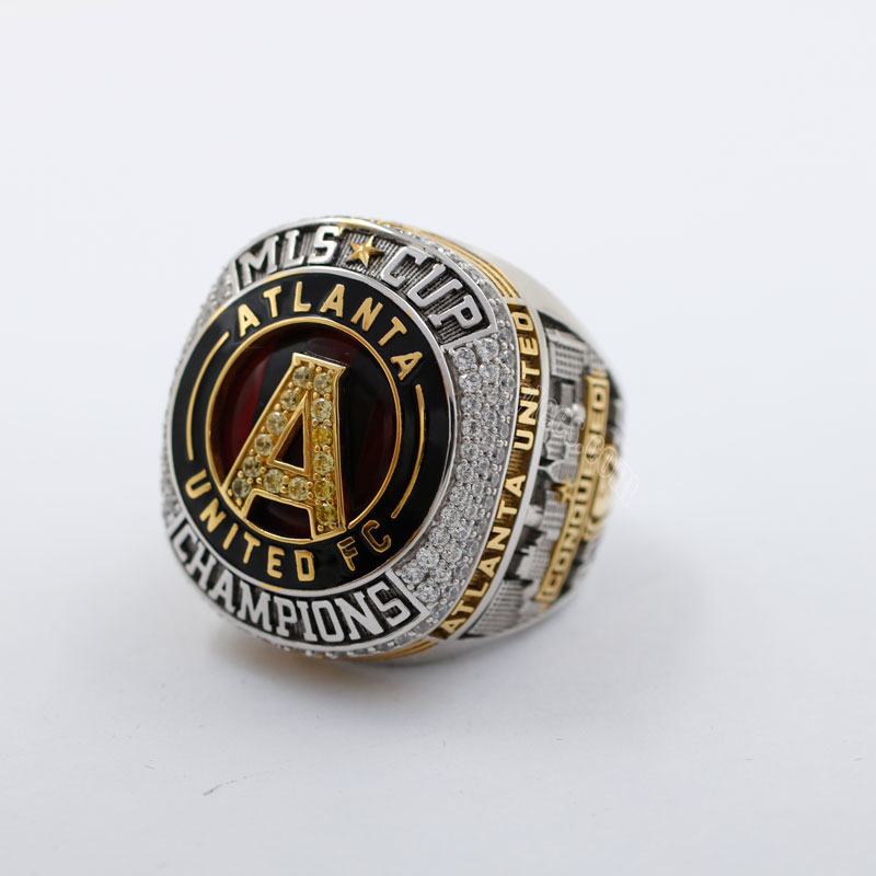 2018 Atlanta United FC MLS Cup Championship Ring