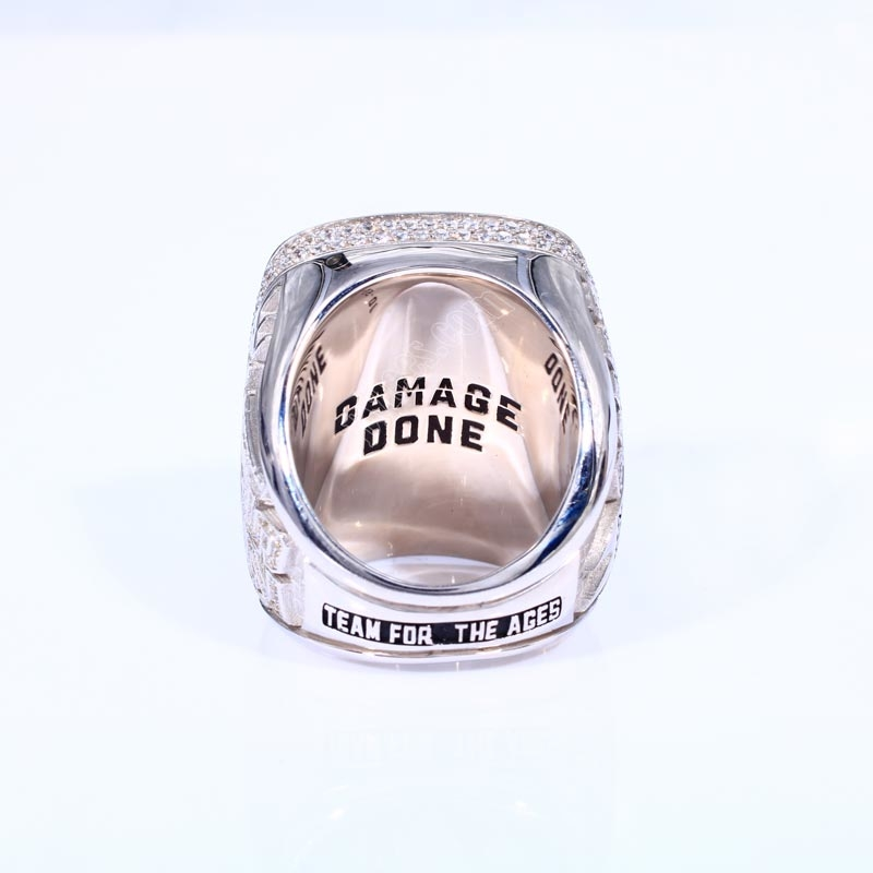 Boston Red Sox world series ring 2018