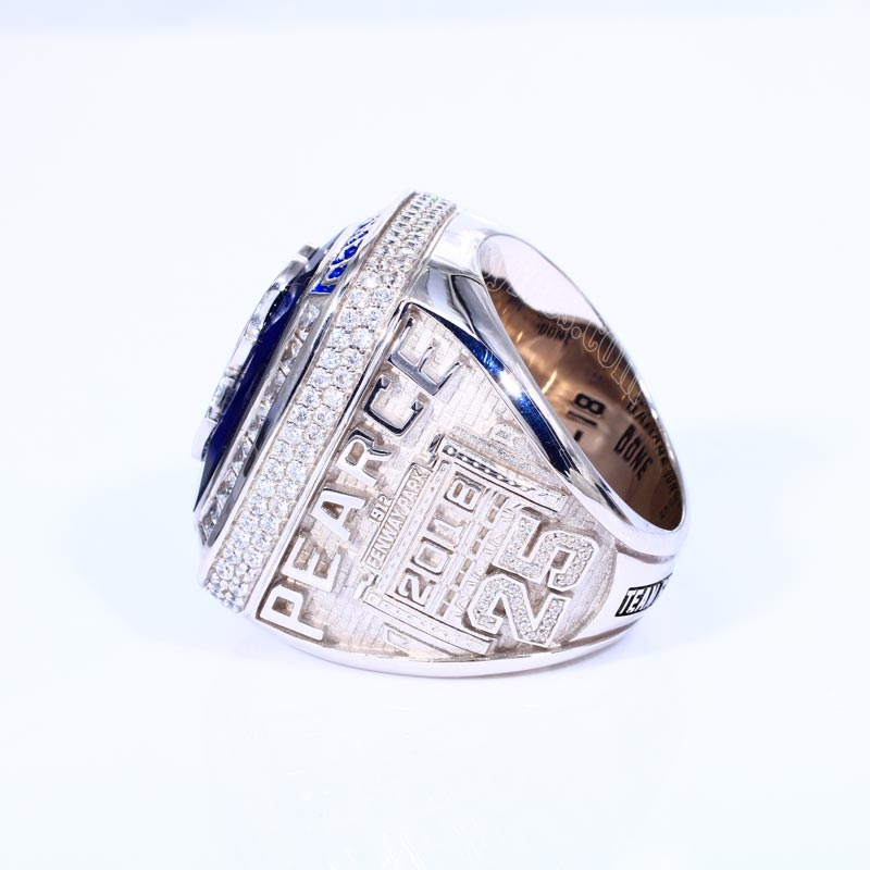 Steve Pearce 2018 world series ring