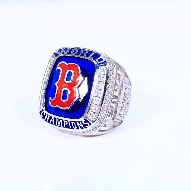 2018 boston red sox world series ring