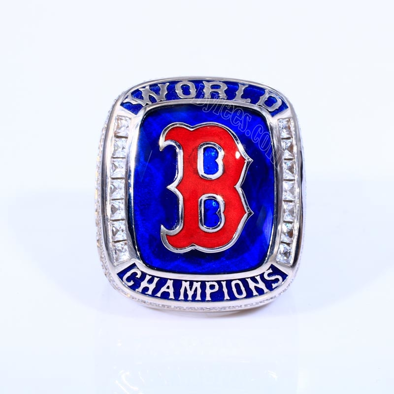 2018 red sox world series ring