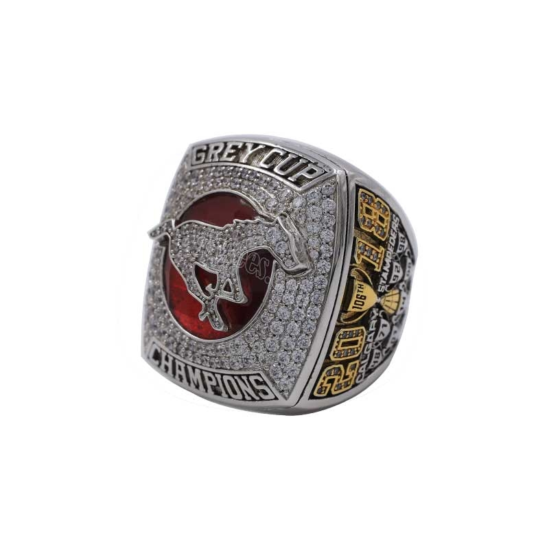 2019 grey cup ring
