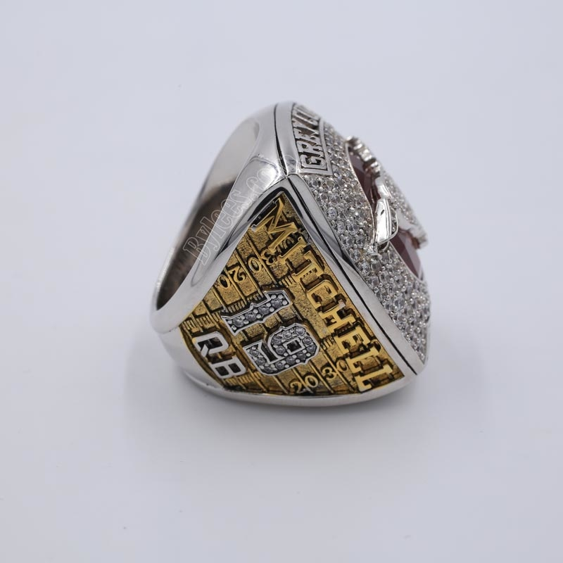 2018 Calgary Stampeders Grey Cup Ring