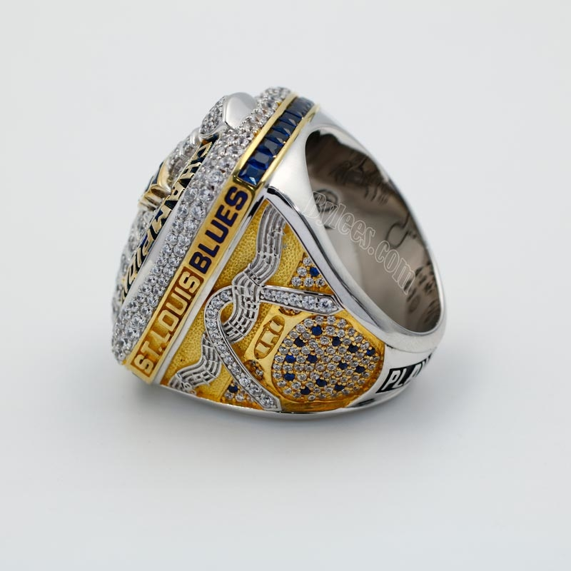 2019 NHL Blues Championship ring