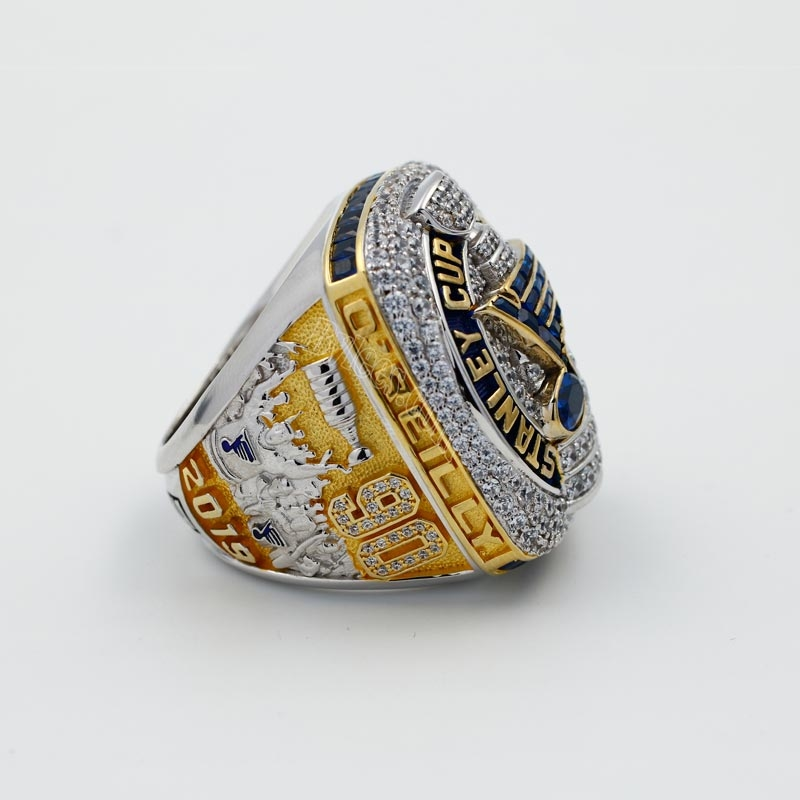 the first St Louis Blues stanley cup championship ring
