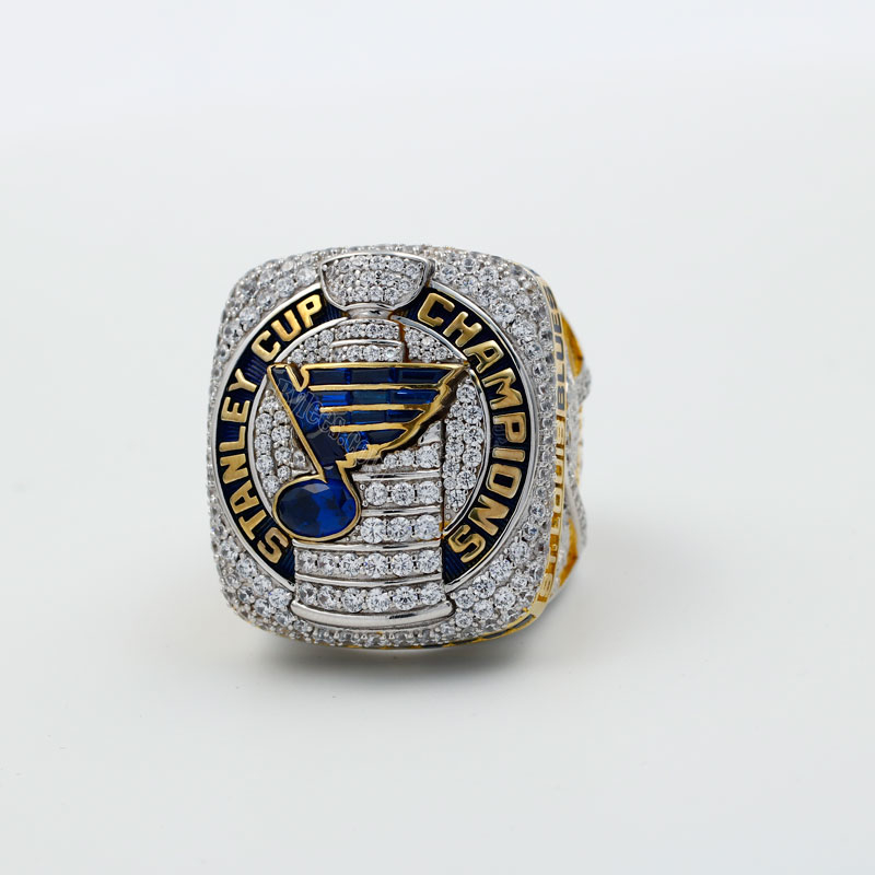 St. Louis Blues 2019 Stanley cup Championship Ring