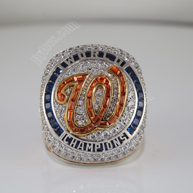 2019 MLB world series ring