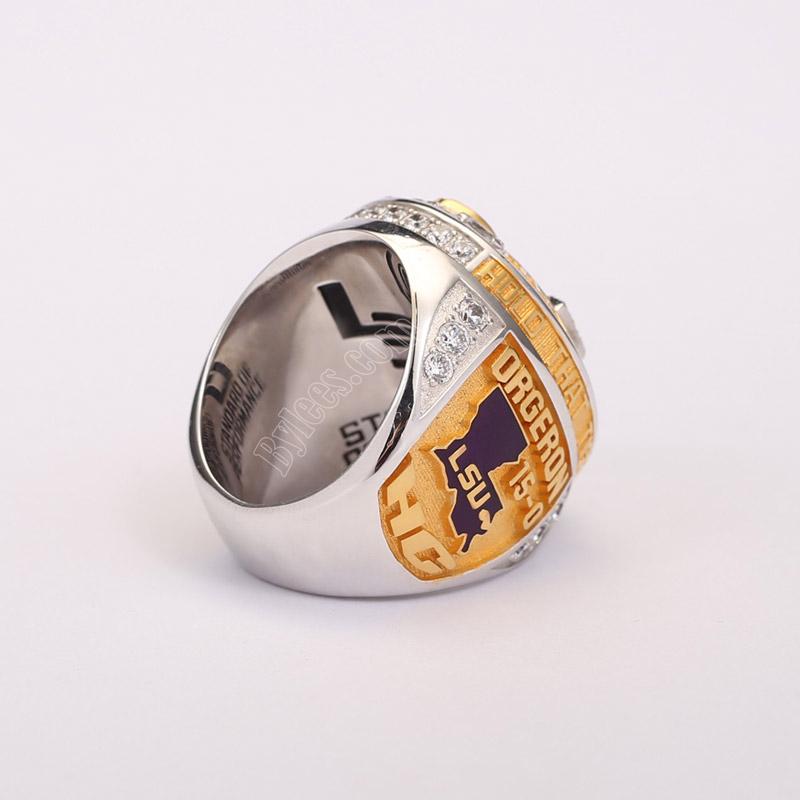 2019 LSU ring