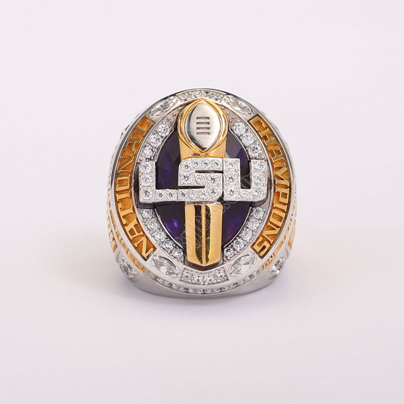 2019 LSU NATIONAL CHAMPIONSHIP RING