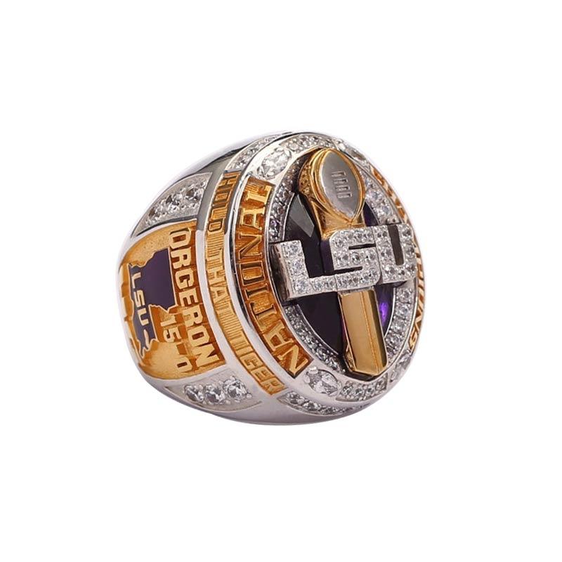 2019 lsu championship ring