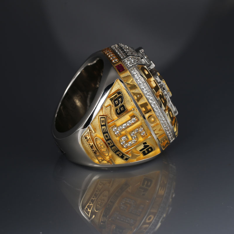 super bowl LIV ring