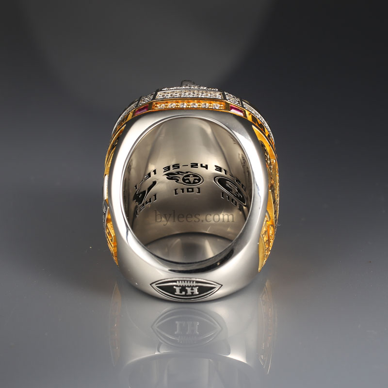 super bowl LIV 2019 championship ring
