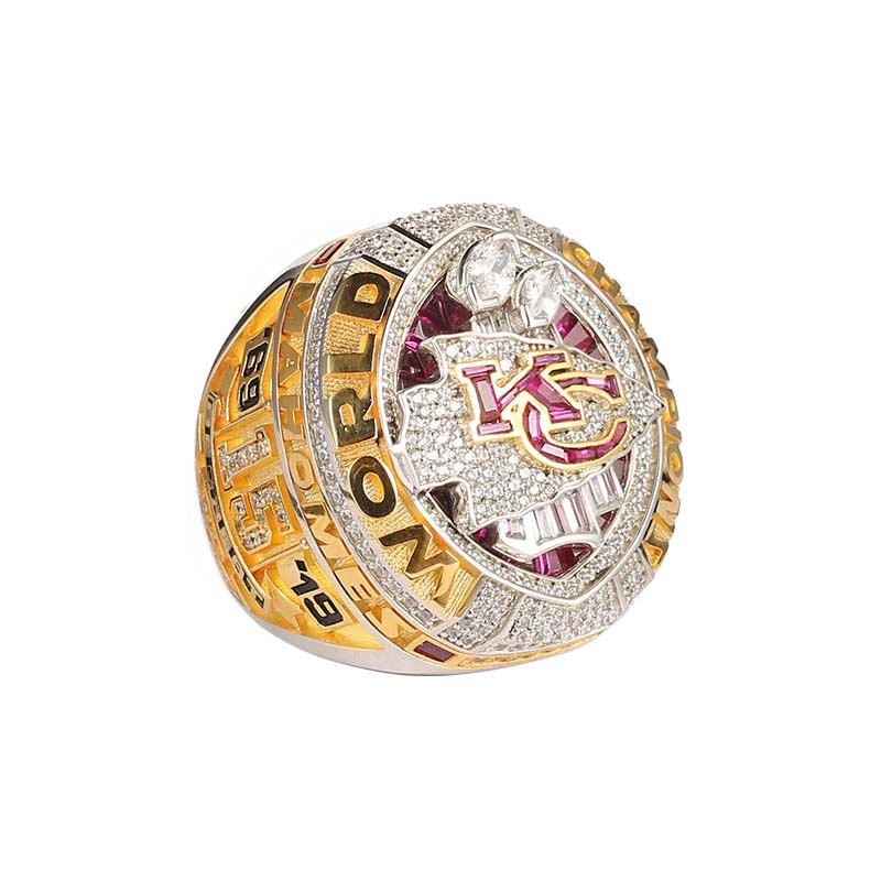 2019 super bowl ring