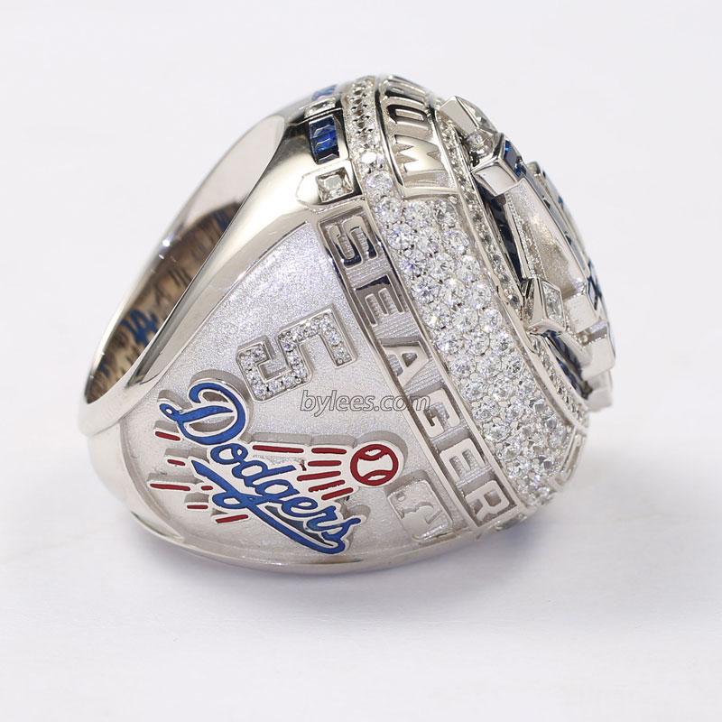 2020 LA Dodgers world series ring
